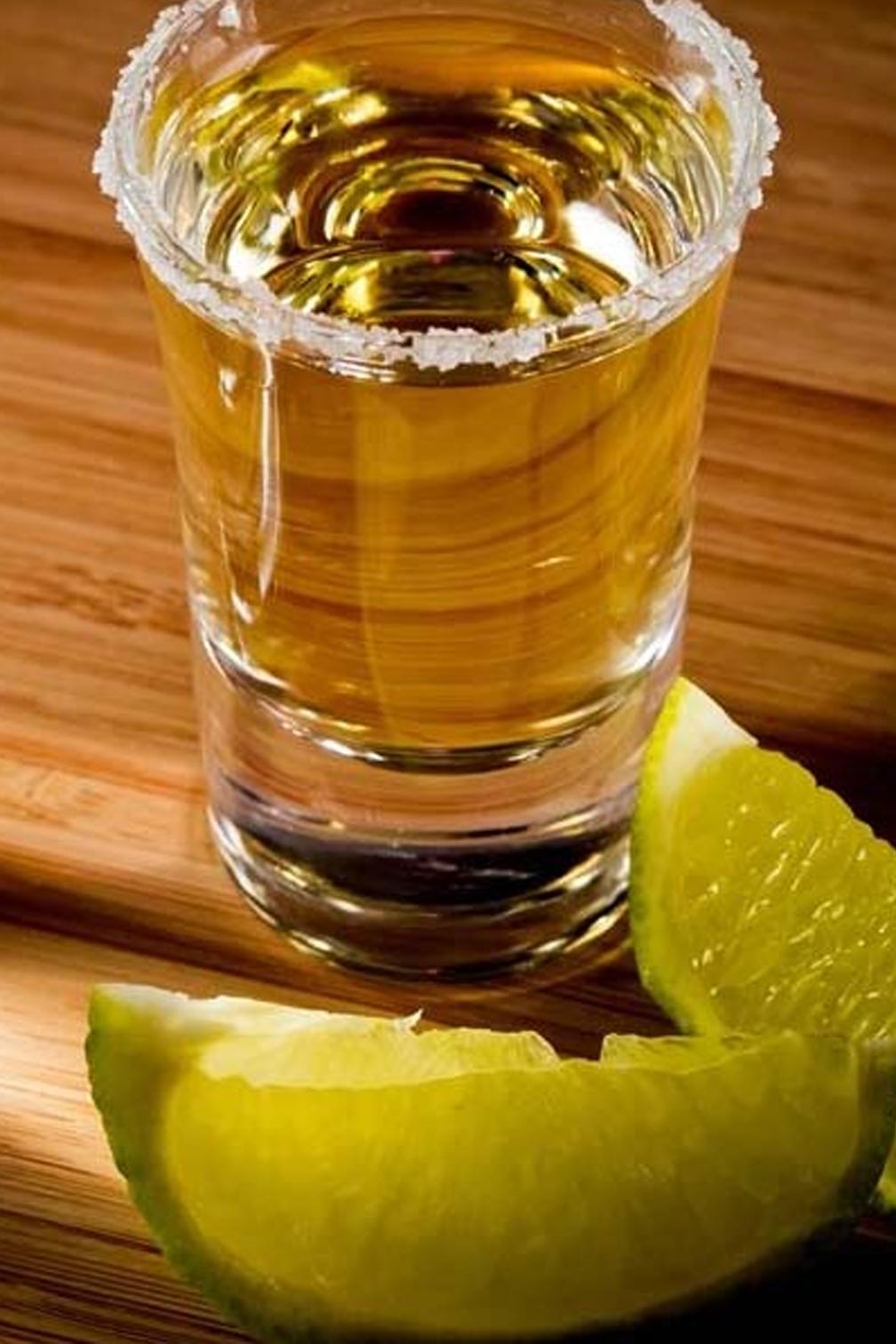 Disfruta de las bebidas con tequila